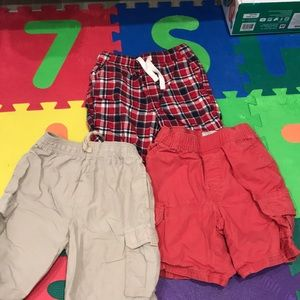 Other - Bundle of 3 Shorts - 4T
